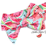 Girls Watermelon Outfit, Watermelon Cake Smash, Boho Outfit
