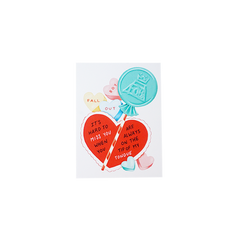 Valentine's Day Notecard Set
