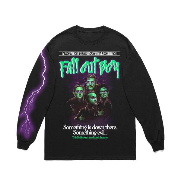 Horror Movie Long Sleeve