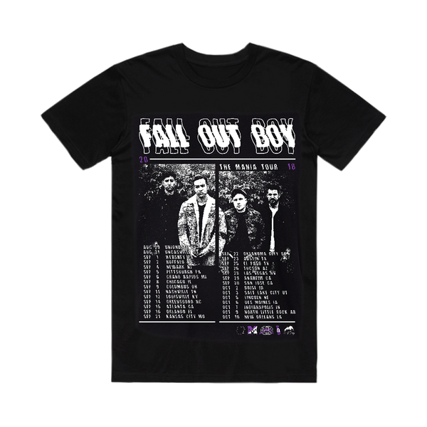 Headline Tour Tee