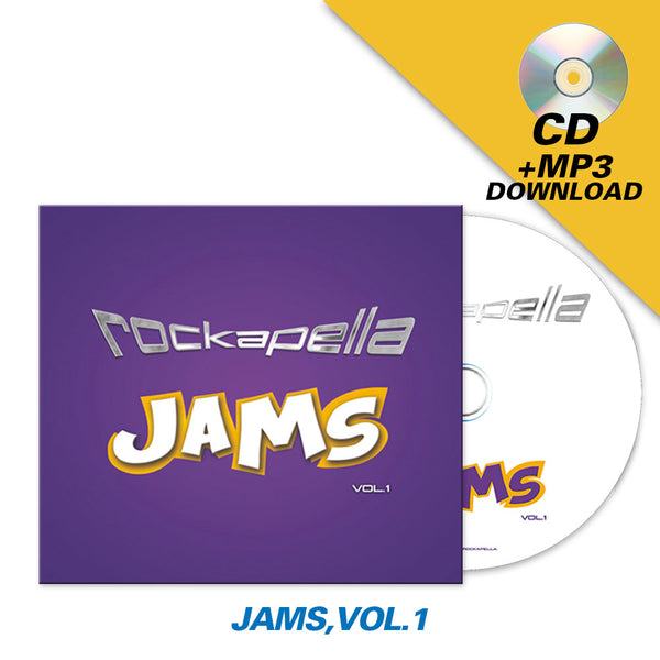 Jams Vol. 1 CD