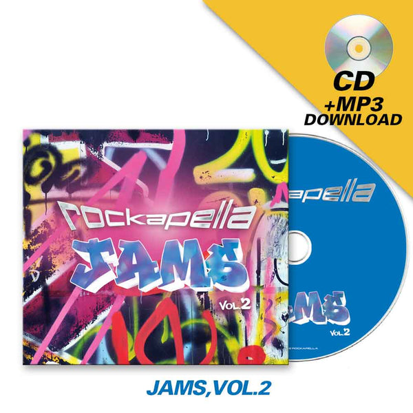 Jams, Vol.2 CD + MP3 Download