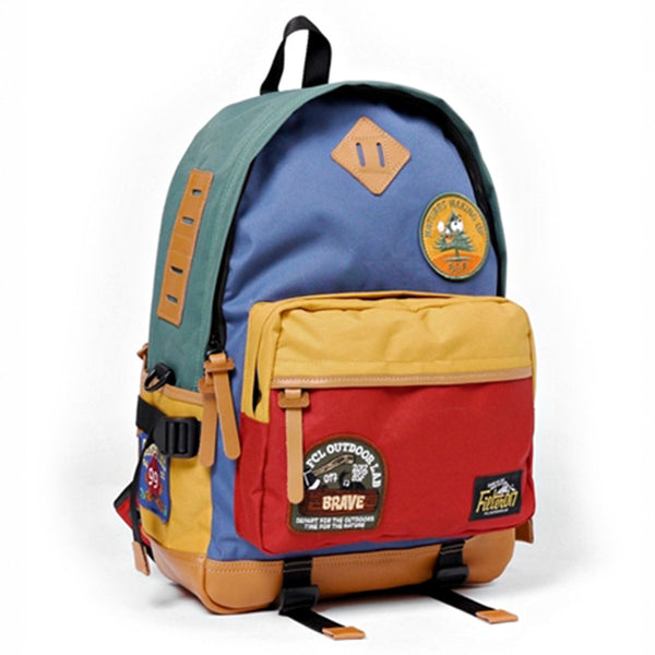 B. S. F. SOLIDARITY BACKPACK