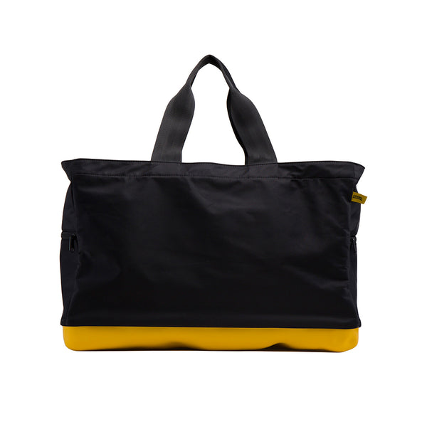 Weekend bag mustard yellow