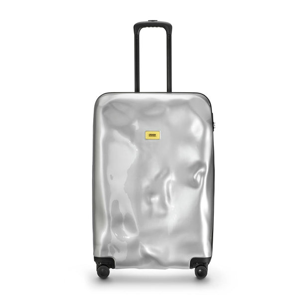 Silver Meda Trolley - Medium (With 4 Wheels)