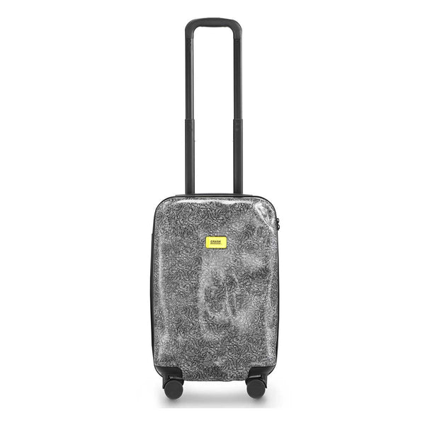 White Fur Trolley - Medium (With 4 Wheels)