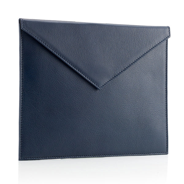 Horizontal Navy Ipad Cover