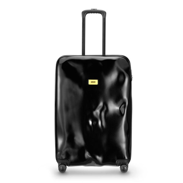 Super Black Cabin Trolley - Small (With 4 Wheels)