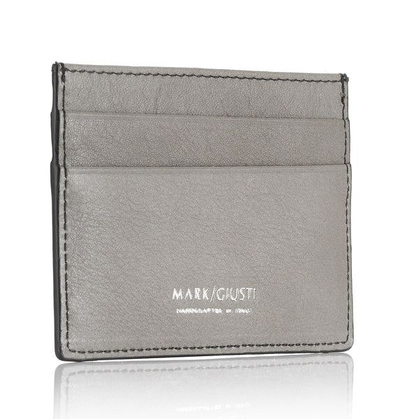 """All You Need"" Nappa Leather Credit Card Holder"
