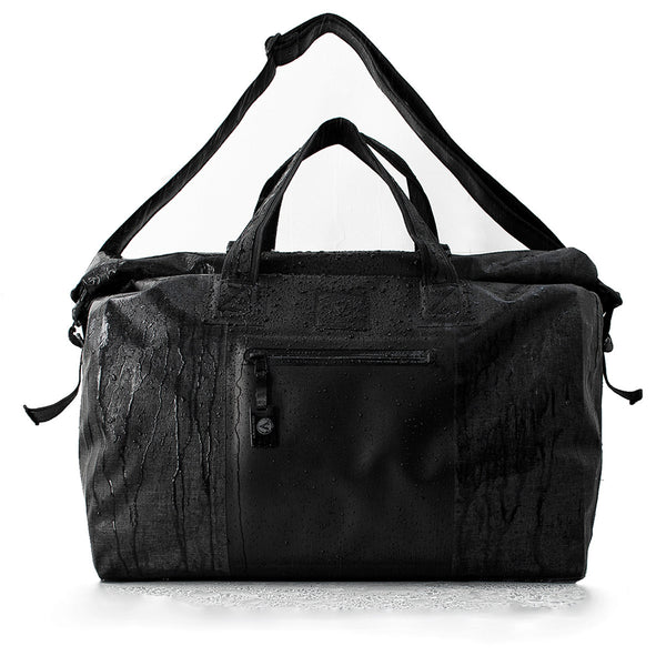The Dry Duffel in City Storm