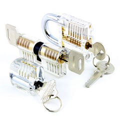 Practice Locks for Picking
