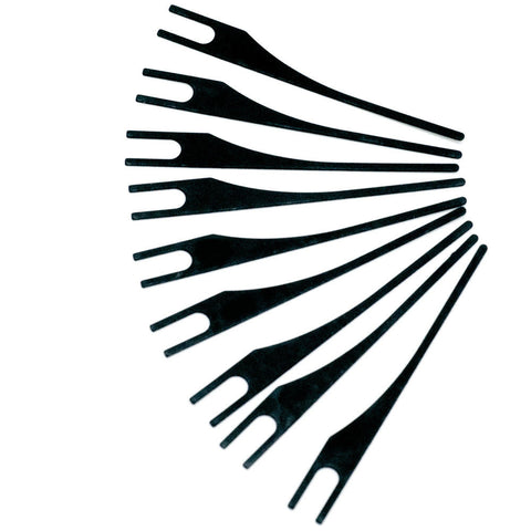 10 Spare Replacement Pick Gun Needles From Southord For Sale