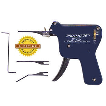 Brockhage Manual Pick Gun (Up) - Lifetime Warranty