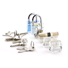 Dangerfield Six Perfect Practice Locks for Lock Picking 1