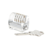 SouthOrd Clear Plastic Practice Lock ST-34