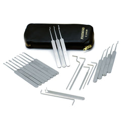 SouthOrd Finest 22 Piece Slimline UK/Europe Lock Pick Set C2010 - LockpickWorld