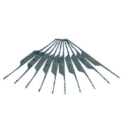10 Piece Honest Wave Lock Rake Set for Lock Pickers - UKBumpKeys
