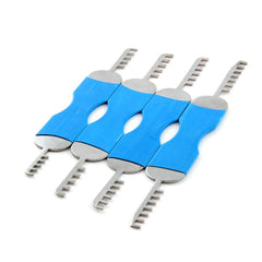 8 Piece Comb Padlock Picks