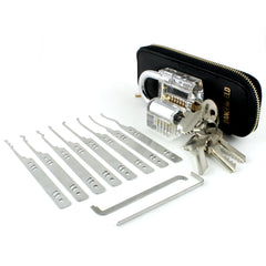 Instant Agent PLUS Lock Picking Gift Set - Angle Front 2