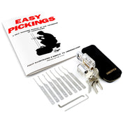 Instant Agent PLUS Lock Picking Gift Set