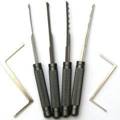 Thunder Dimple Lock Picking Rakes