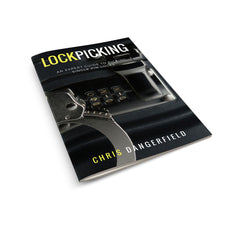 How to Lock Pick / Lock Picking Glossy 8.5 x 5.5 Guide