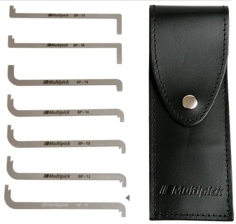 multipick top of keyway wrenches TOK