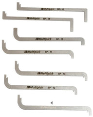 multipick top of keyway wrenches TOK detail