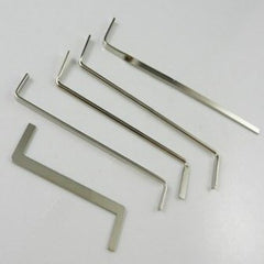 5 Piece Tension Tool Set - UKBumpKeys
