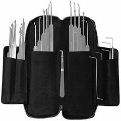 SouthOrd 37 Piece Slimline Lock Pick Set - UKBumpKeys