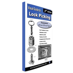 Visual Guide to Lock Picking (3rd Edition) - Front Cover