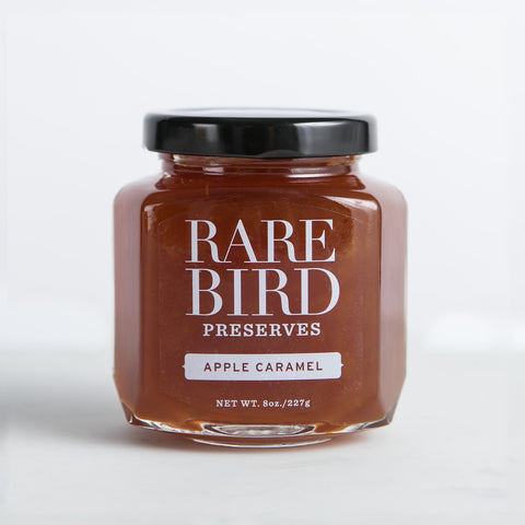 Apple Caramel Preserves - Rare Bird Preserves