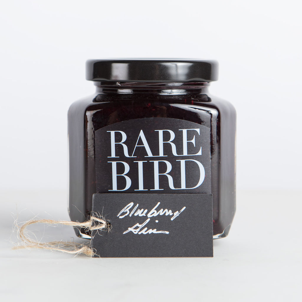 Blueberry Gin Preserve - Rare Bird Preserves