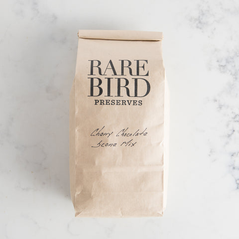 Chocolate Cherry Scone Mix - Rare Bird Preserves