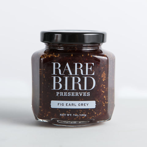 Fig Earl Grey Preserves - Rare Bird Preserves