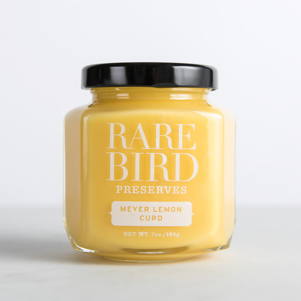 Meyer Lemon Curd - Rare Bird Preserves