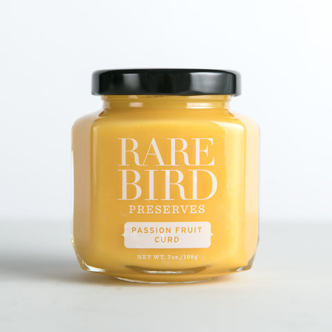 Passion Fruit Curd - Rare Bird Preserves