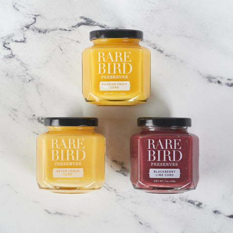 Curd Trio - Rare Bird Preserves
