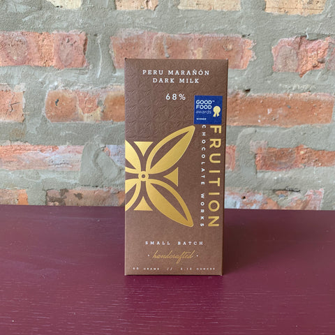 Fruition-Peru Maranon Dark Milk Chocolate
