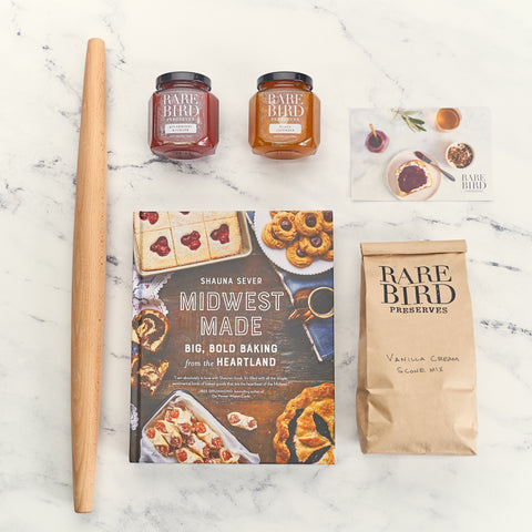 Baking Lovers Set - Rare Bird Preserves