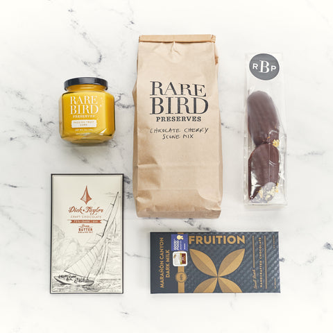 Chocolate Lovers Set - Rare Bird Preserves