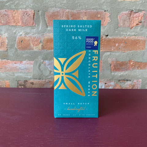 Fruition-Spring Salted Dark Milk Chocolate