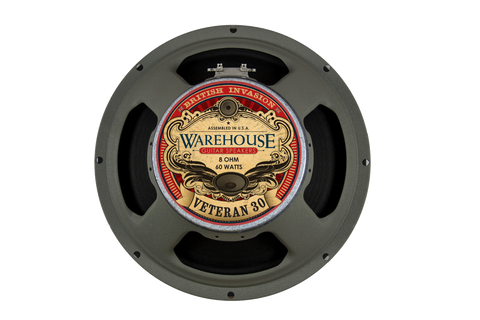 "12"" Veteran 30 - 60 Watts"