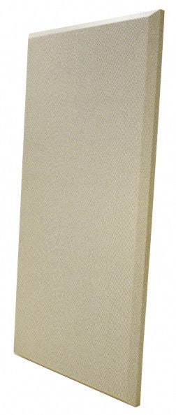 "2"" x 24"" x 48"" ProPanel™ Beveled Edge Acoustical Panel Sandstone"