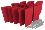 ProPanel ProKit-2™ Red SonoSuede