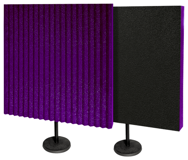 DeskMAX™ Purple (1 Pair)