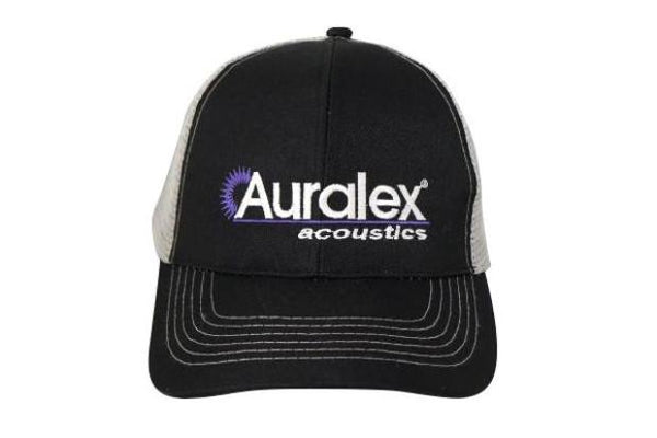 Auralex Logo Hat - Poly Twill with Mesh