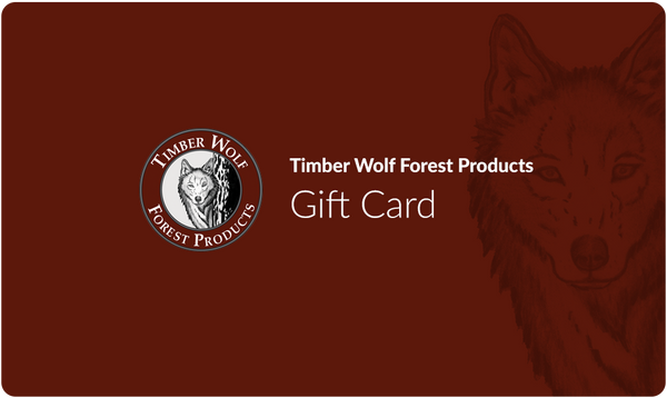 Timber Wolf Forest eGift Cards