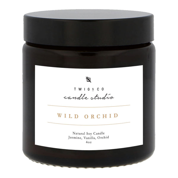 Wild Orchid Candle