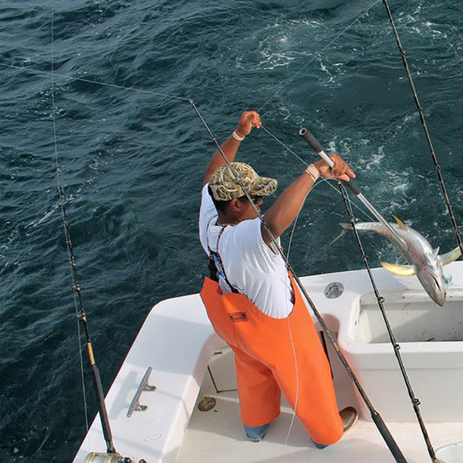 Yellowfin Charter